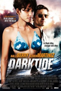 Halle Berry - Dark Tide Offical Poster