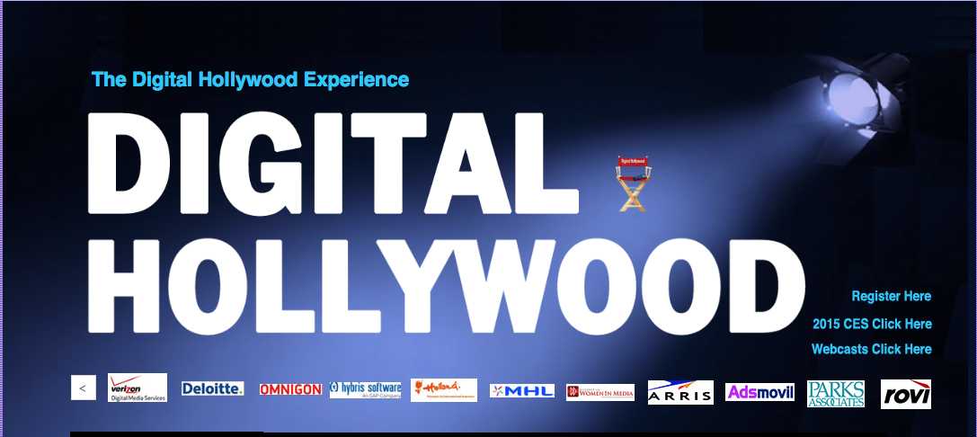 DIGITAL HOLLYWOOD event in Los Angeles – 2018